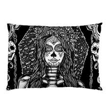 Day Of The Dead Bedding Shop Day Of The Dead Tattoos On Wanelo
