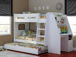 Ebay Bunk Beds Uk Olympic Bunk With Desk Trundle 3 Colour Choices 2 Free