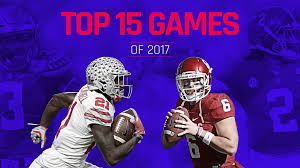 top 15 must on 2017 college football schedule ncaa