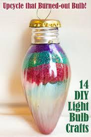 diy light bulb decoration craftbnb
