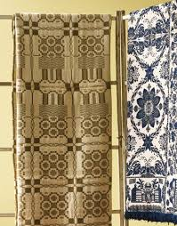 Geometric Coverlet 178 Best Antique Coverlets Images On Pinterest Primitive Decor