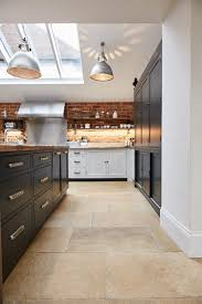 the kitchen furniture company make a statement in the kitchen with industrial lighting bespoke