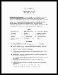 Plant Manager Resume Order Management Resume India Virtren Com