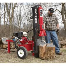 best log splitter hydraulic log splitter reviews shedheads