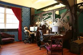Interior Design Ideas For Office Space Steampunk Office Interior Design And Fabrication Because We Can
