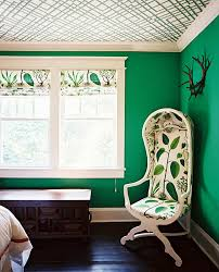eye catching paint colors for the bedroom emerald green green