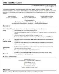 resume accounting manager resume sample for accounts payable accounts receivable resume