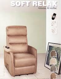 fauteuil relax releveur fauteuil relax releveur bi moteur soft relax canapés salons