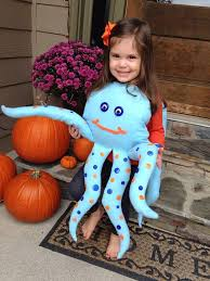 Halloween Octopus Costume Girls Boys Octopus Halloween Costume Newborn 5t