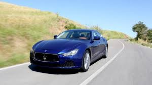 maserati china maserati reveals the ghibli autoweek
