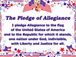 I Pledge Allegiance To The Flag Lyrics Salute To Our Flag By Judy Brose