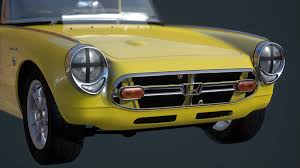 honda s800 honda s800 assetto corsa wip on behance