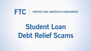 got student loan debt don u0027t be scammed consumer information