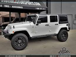 monster jeep jk white jeep wrangler sahara 18x9 xd778 monster black wheels
