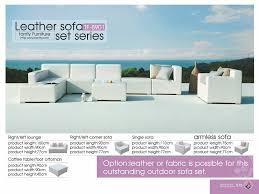 modern rattan leather sofa modern rattan leather sofa suppliers