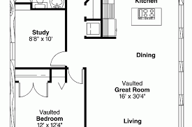 Small One Bedroom House - simple one bedroom house plans 100 images excellent one floor