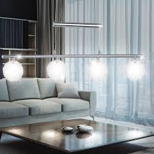 Esszimmer Leuchten Hänge Leuchte Esszimmer Strahler Glas Kugel Pendel Lampe
