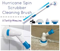 Patio Scrubber by Hurricane Spin Scrubber Cleaning Brush Clean Bathrooms Kitchens
