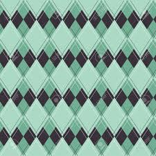 seamless argyle pattern diamond shapes background can be used