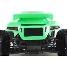 baja buggy 10 electric rc baja buggy splat attack green