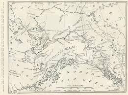 Alaska Rivers Map the great river of alaska by frederick schwatka