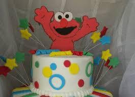 elmo cake topper pin sesame elmo edible cake topper 45043 on