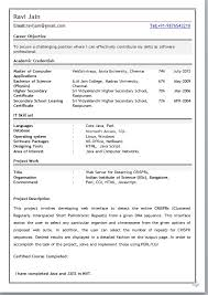 sle resume format for freshers resume sles for mca experienced 28 images mca resume format for