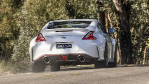 nissan australia general manager 2018 nissan 370z nismo launch review behind the wheel