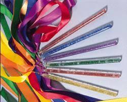 ribbon wands rainbow ribbon wands 72 flaghouse