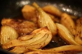 cuisiner fenouil braisé fenouil braisé au miel et carvi cuisine et vanity