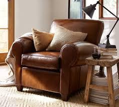 Brown Leather Armchair Design Ideas Brown Leather Armchair Design Eftag