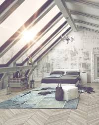 Chandelier For Cathedral Ceiling Bedroom Attic Master Bedroom Features Vaulted Ceiling With Half