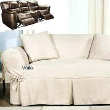 Reclining Sofa Slipcovers Reclining Sofa Slipcover Wojcicki Me