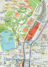 Tokyo Metro English Map by News About My World March 29 2005