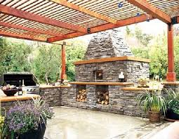 Outside Kitchen Ideas Outdoor Kitchen Designs With Traditional Style Outdoor Kitchen