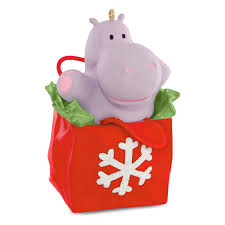 i want a hippopotamus for musical ornament keepsake