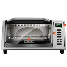 Ge Toaster Oven Manual Convection And Toaster Ovens Cooking Appliances Black Decker