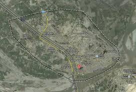 sukkur map satellite map sukkur city