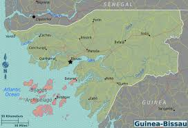 Africa Map With Cities by Maps Of Guinea Bissau Map Library Maps Of The World