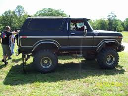 Old Ford Truck Lift Kits - tire size 78 79 ford bronco ford bronco zone early bronco