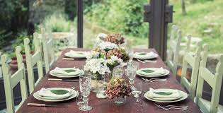 The Perfect Table Setting Is The One That Best Suits Your Wedding - Design a table setting