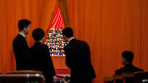 china s leader xi jinping declares the start of a new era the