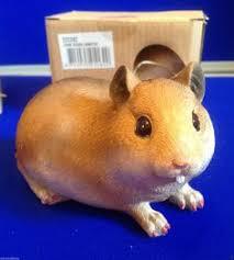 ceramic hamsters hamster pair wedding by teresasceramics