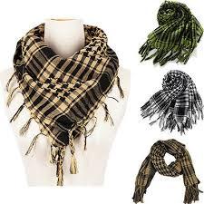 arab wrap hot new army tactical keffiyeh shemagh arab scarf shawl