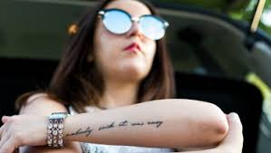 talking about tattoos with your teen aap report explained