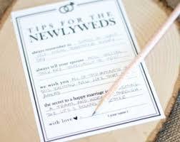 Newlywed Cards Diy Wedding Cards Etsy