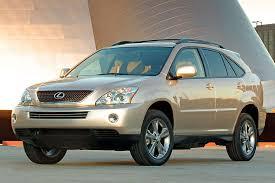 recall lexus rx 350 2006 lexus rx 400h overview cars com