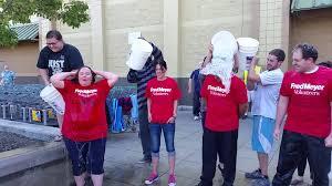 ellensburg fred meyer als ice bucket challenge youtube