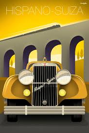hispano suiza kids pinterest art deco car posters and art
