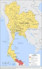 smartraveller gov au thailand